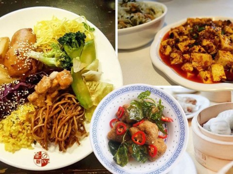 Chinese New Year 2018: 7 places where you can try vegan Chinese food in London