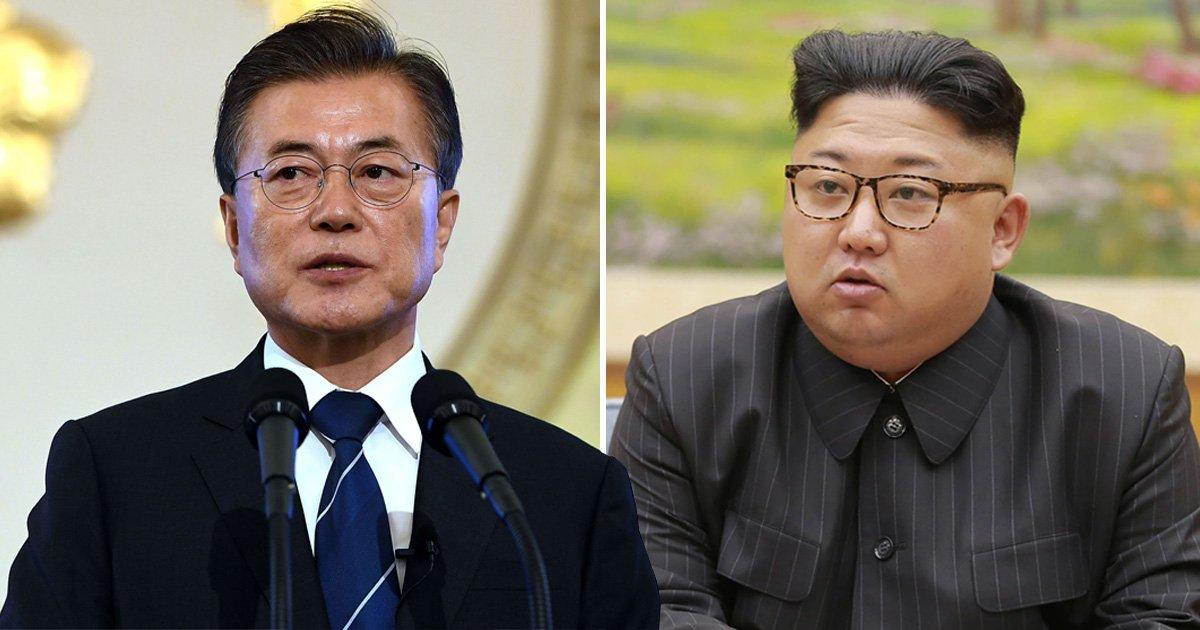 North Korea's Kim Jong Un has invited South Korean leader to a meeting