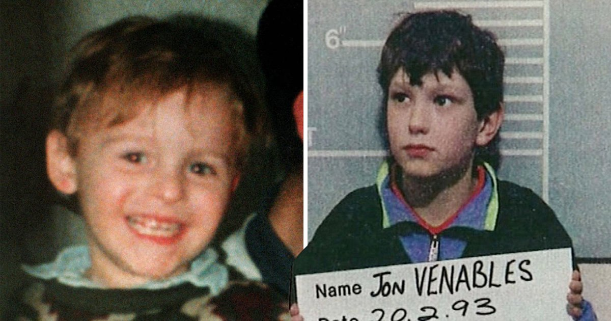 Images of James Bulger's killer 'being circulated on social media'