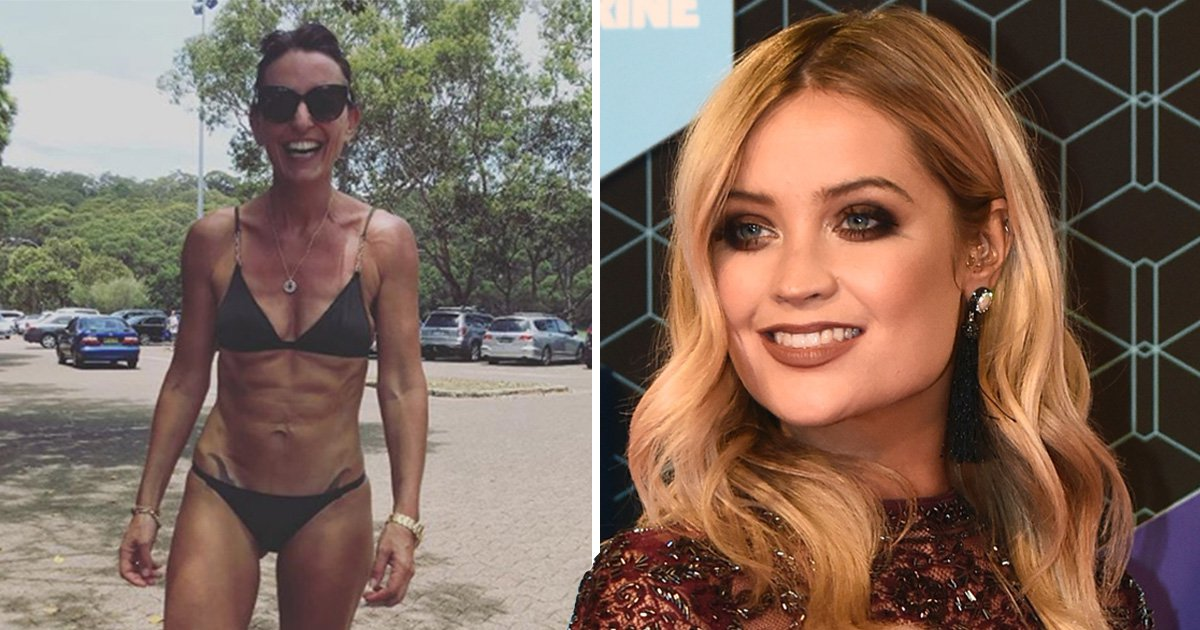 Laura Whitmore is completely obsessed with Davina McCall's body