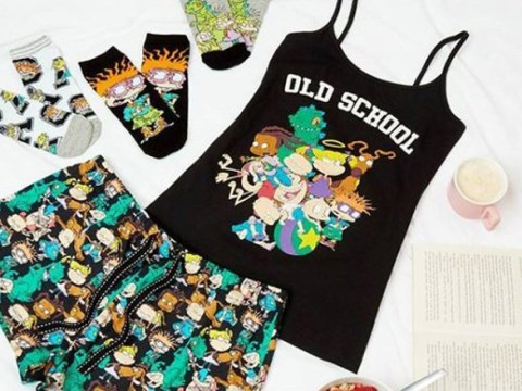 90s kids, rejoice: Primark has just started selling Nickelodeon themed clothing