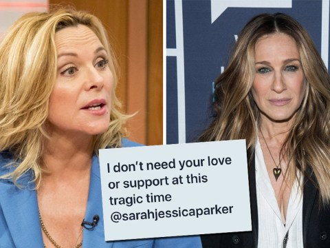 Kim Cattrall accuses Sarah Jessica Parker of 'exploiting her family tragedy' in vicious post
