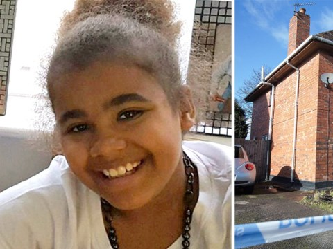 Family 'utterly devastated' after 11-year-old girl stabbed to death
