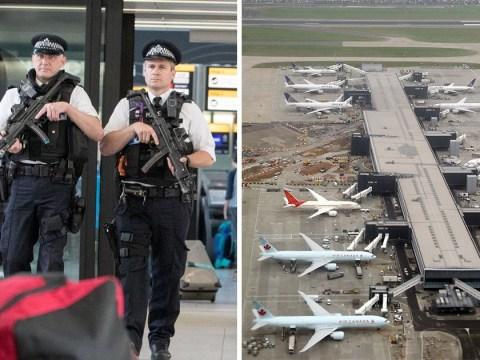 Career criminal with 17 aliases and 'terror links' got a job at Heathrow Airport
