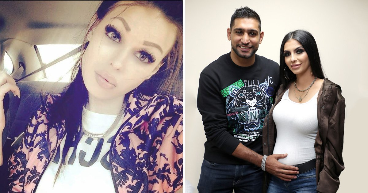 New York Model claims Amir Khan 'bombarded her with messages' while pregnant wife was 2,500 miles away