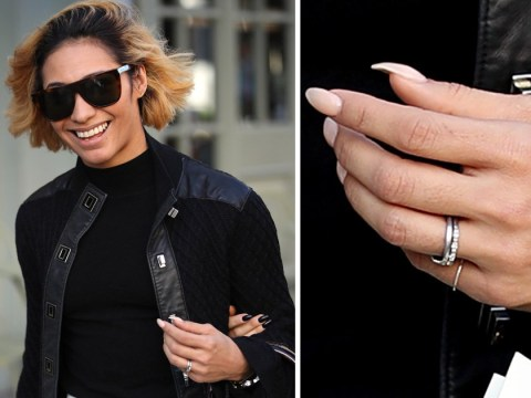 Karen Clifton continues to wear wedding ring amid 'split' from Kevin Clifton