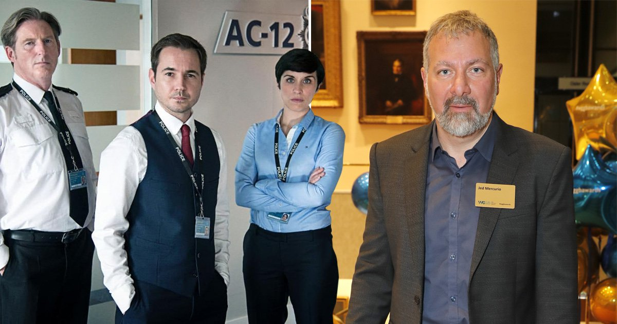 'Write faster!': Line Of Duty creator Jed Mercurio confirms he's started writing series 5 but viewers want him to hurry the hell up