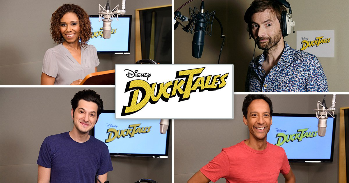 12 things you need to know from behind-the-scenes of the new Disney DuckTales reboot