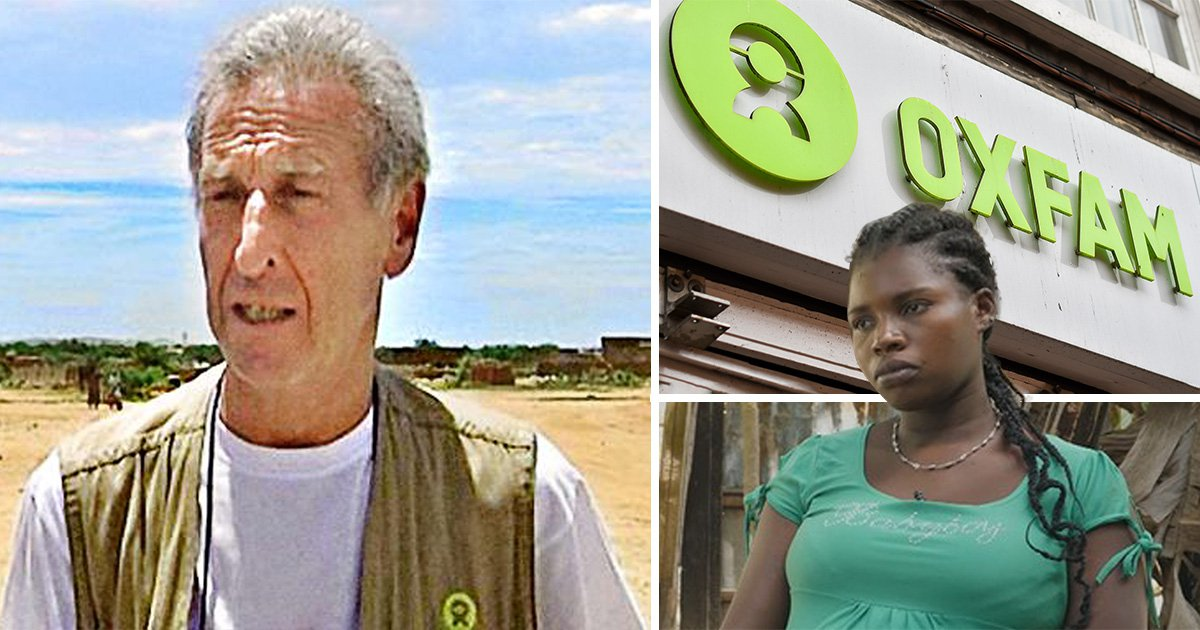 Oxfam ex-director seduced me when I was 17 and pregnant, Haitian woman claims