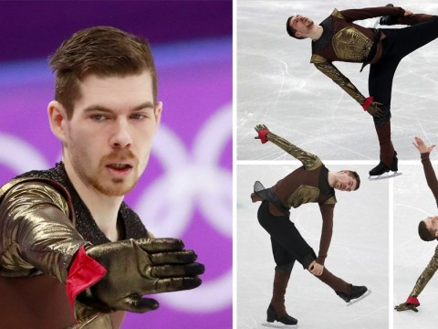 Olympic figure skater performed to Game Of Thrones music dressed as Jaime Lannister and everyone lost it