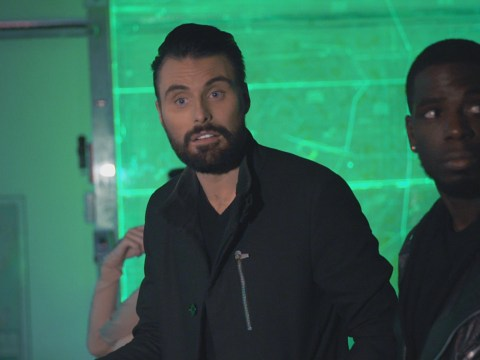 Rylan Clark-Neal scared by homophobic and racist ghost on Celebrity Ghost Hunt