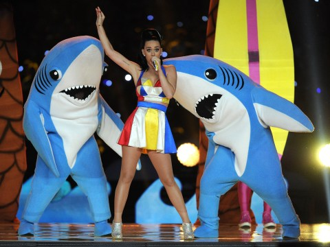Katy Perry's Left Shark finally speaks out on viral Super Bowl moment: 'I was just freestyling!'
