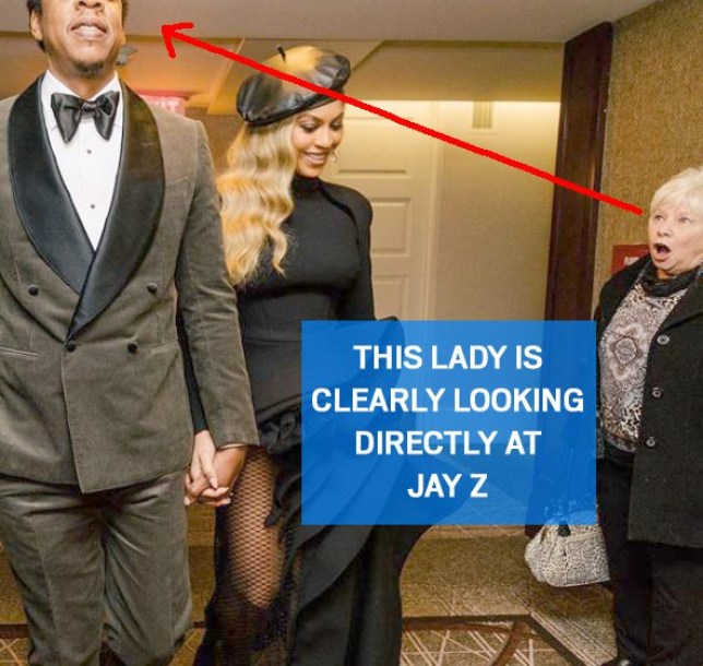 Shocked Woman From Beyonce Meme Confesses That She Was Actually Staring At Jay Z Metro News