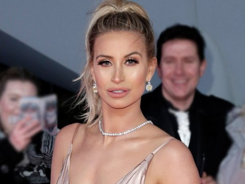 Who knew Ferne McCann could hold a tune? Reality star reveals she once auditioned for X Factor