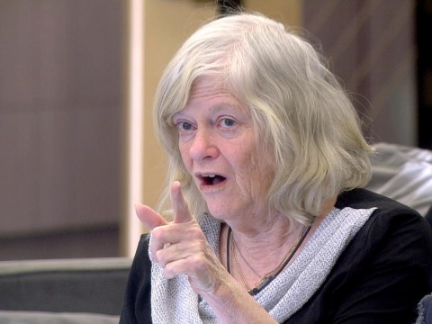 Ann Widdecombe says she's not homophobic because she has gay friends