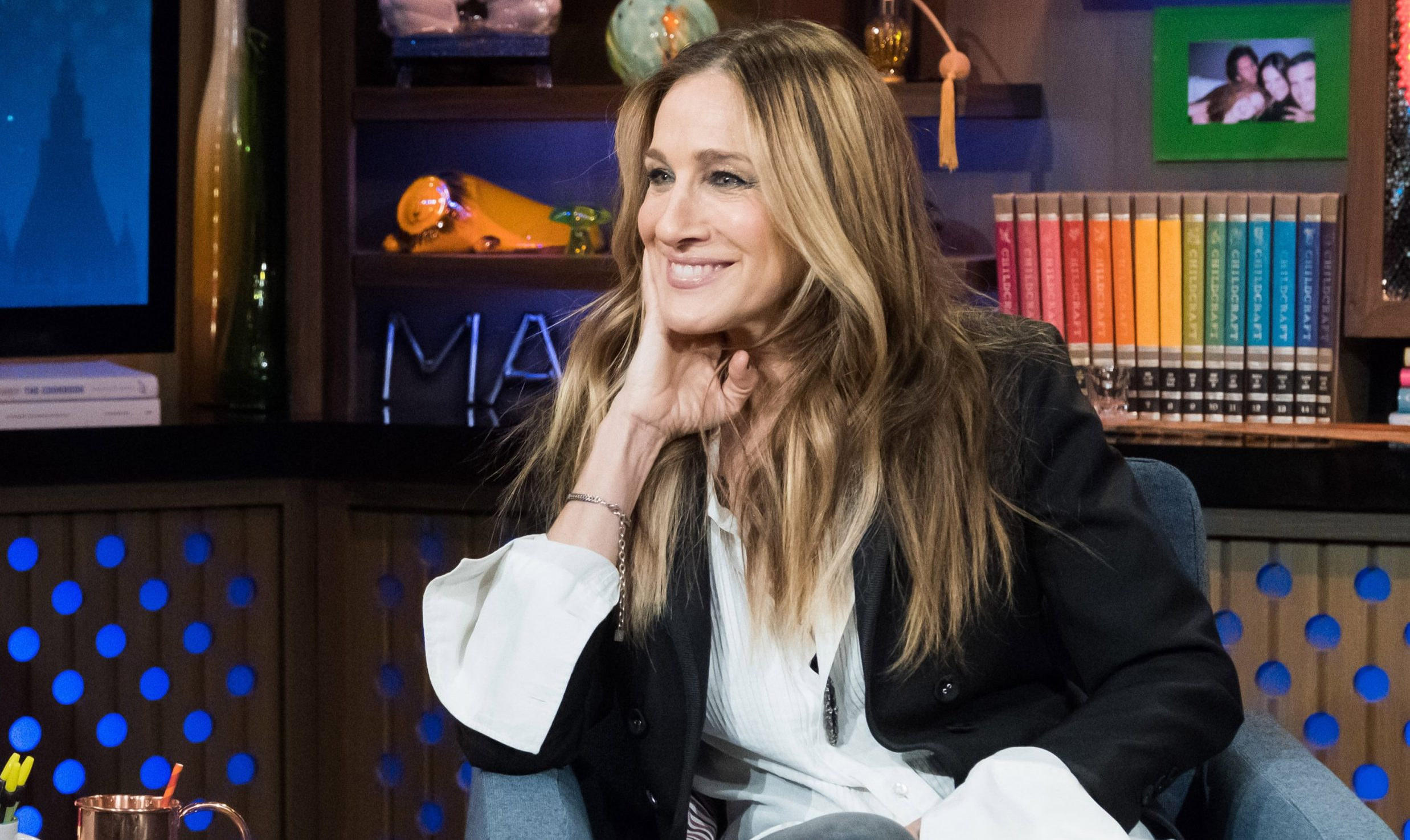 Sarah Jessica Parker 'left sobbing' when film producers tried forcing her to do nude scene