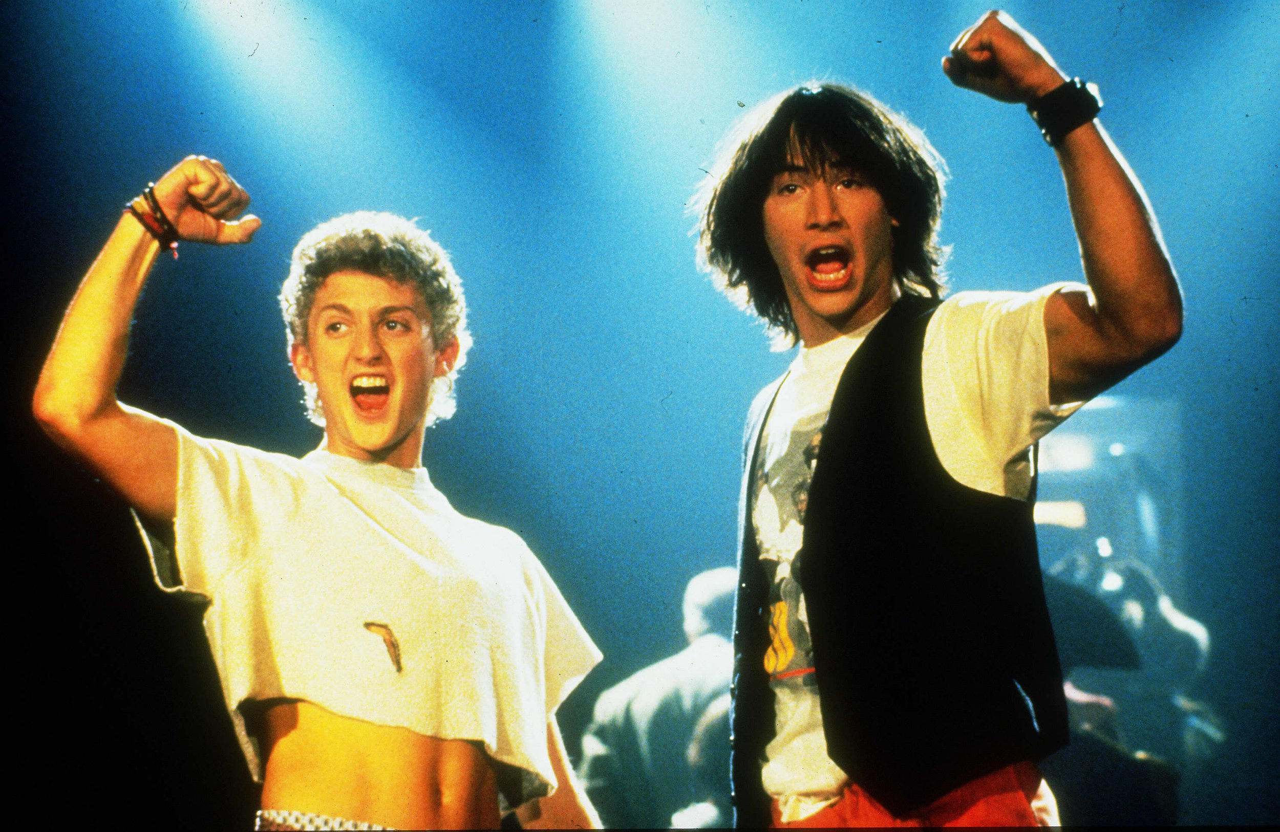 Bill and Ted to reunite as creators seal the deal on third movie 'within the next month'