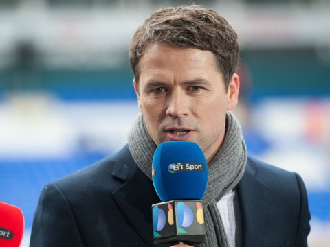 Michael Owen's European predictions, featuring Bayern Munich v Liverpool and Arsenal v Rennes