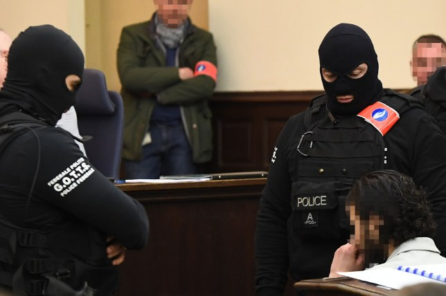 Only survivor of terror cell behind Bataclan massacre refuses to answer court
