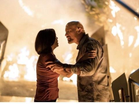 Dwayne Johnson's Skyscraper looks set to be a modern-day Die Hard in new trailer
