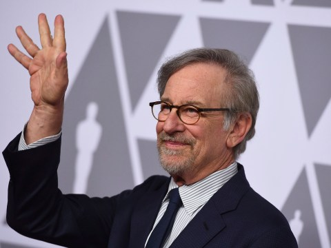 Spielberg gets 'legend of our lifetime' gong at Empire Awards