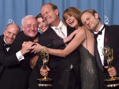 Frasier reboot is 'ready to go' for 2020: Kelsey Grammer gives fans all the news they want