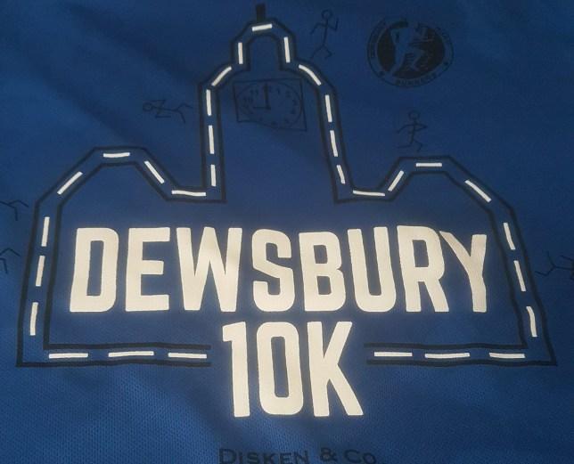 062877db28b9b Race organisers made a bit of a balls-up for Dewsbury 10k run ...