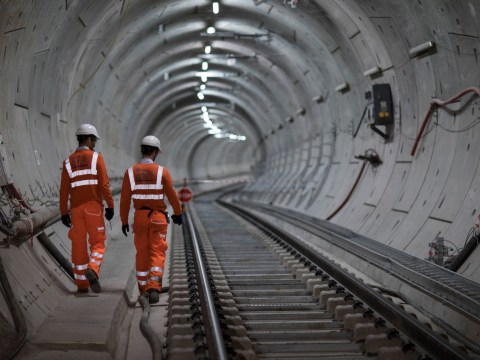 When does Crossrail open and what does the Elizabeth Line map look like?