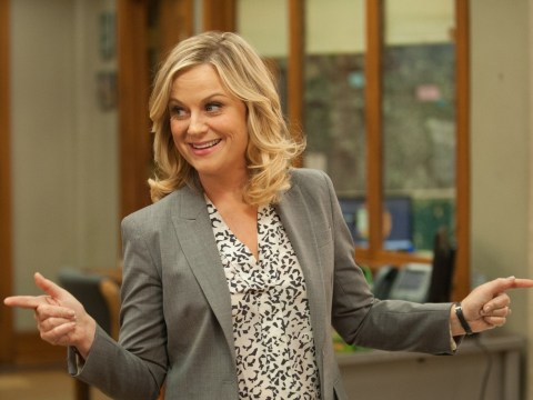 Amy Poehler tells the NRA to 'f*** off' after they use Parks And Recreation GIF