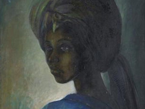 Missing masterpiece found in north London flat after 44 years