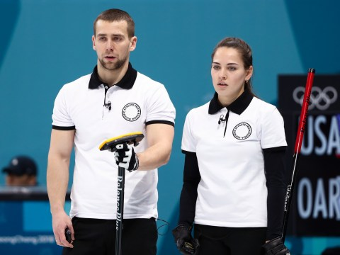 Russian curler fails doping test days after winning bronze medal