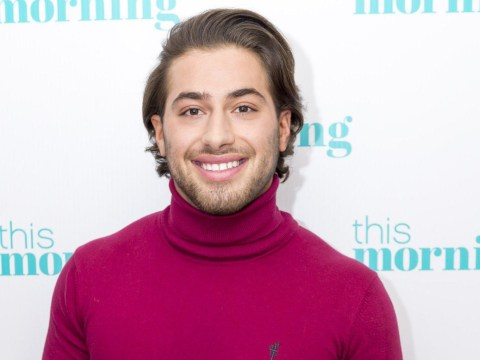 Kem Cetinay age, girlfriend, height and Amber Davies relationship as he appears on Loose Women