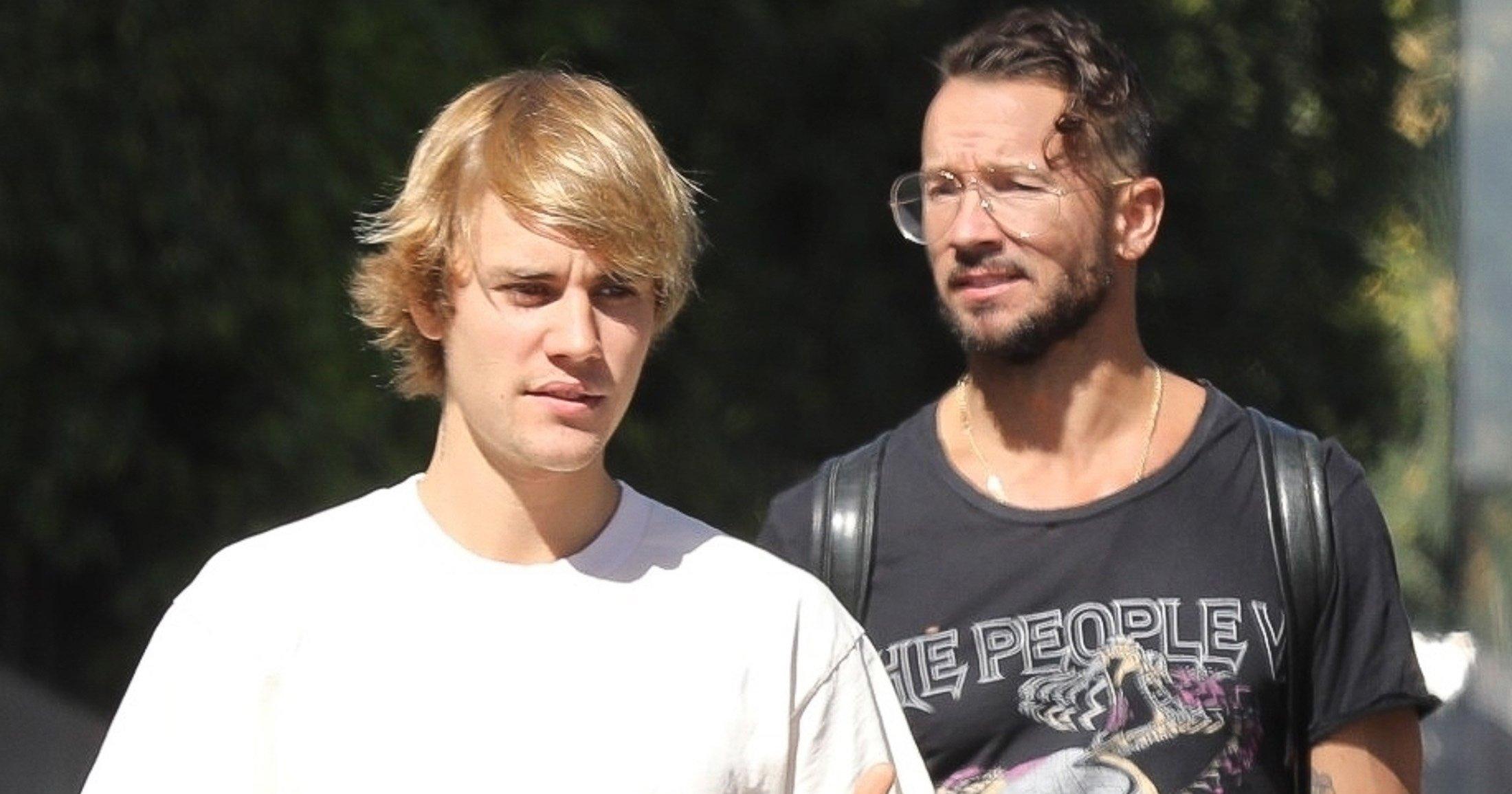 Justin Bieber seeks comfort from church mentor as girlfriend Selena Gomez reveals she entered rehab
