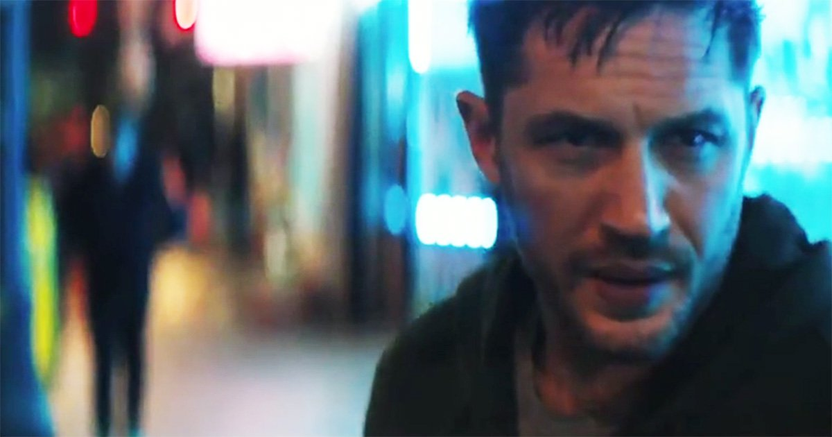 The first look at Tom Hardy in Venom is here (Credit: Marvel,  Columbia Pictures)