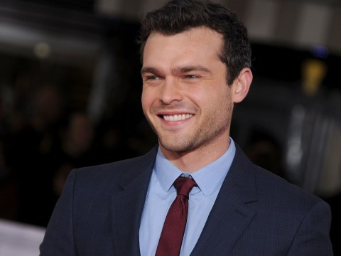Alden Ehrenreich compares being in Solo: A Star Wars Story to the CIA