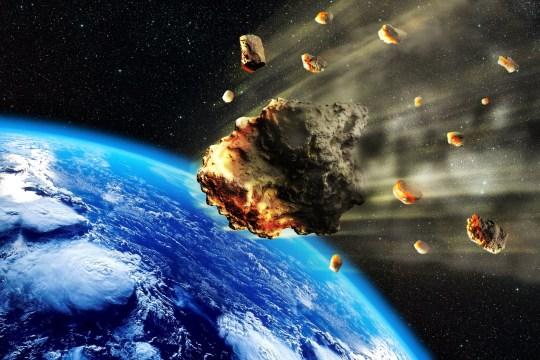 Massive asteroid