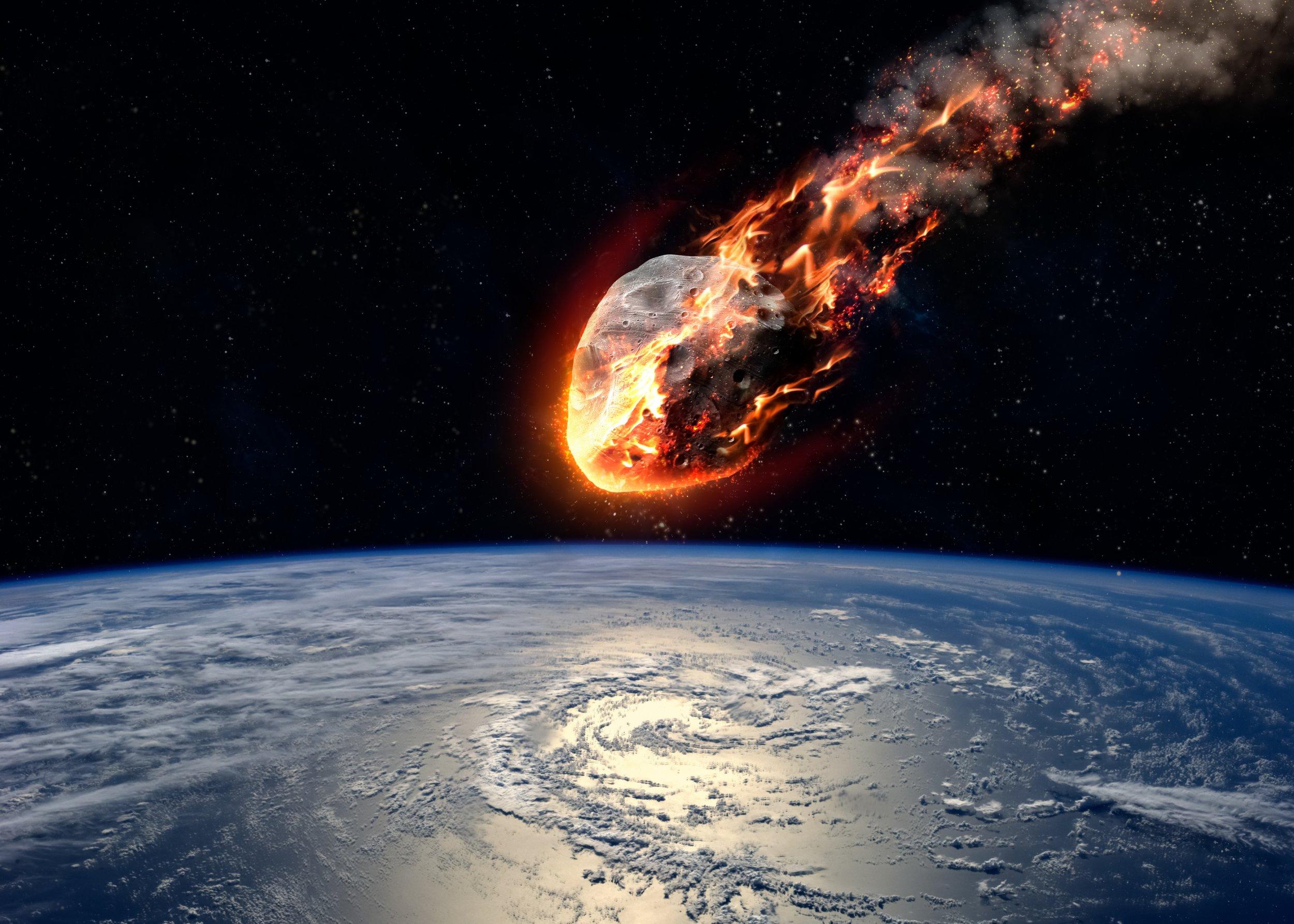 Gigantic 'Friday the 13th Asteroid' is headed towards Earth, Nasa warns