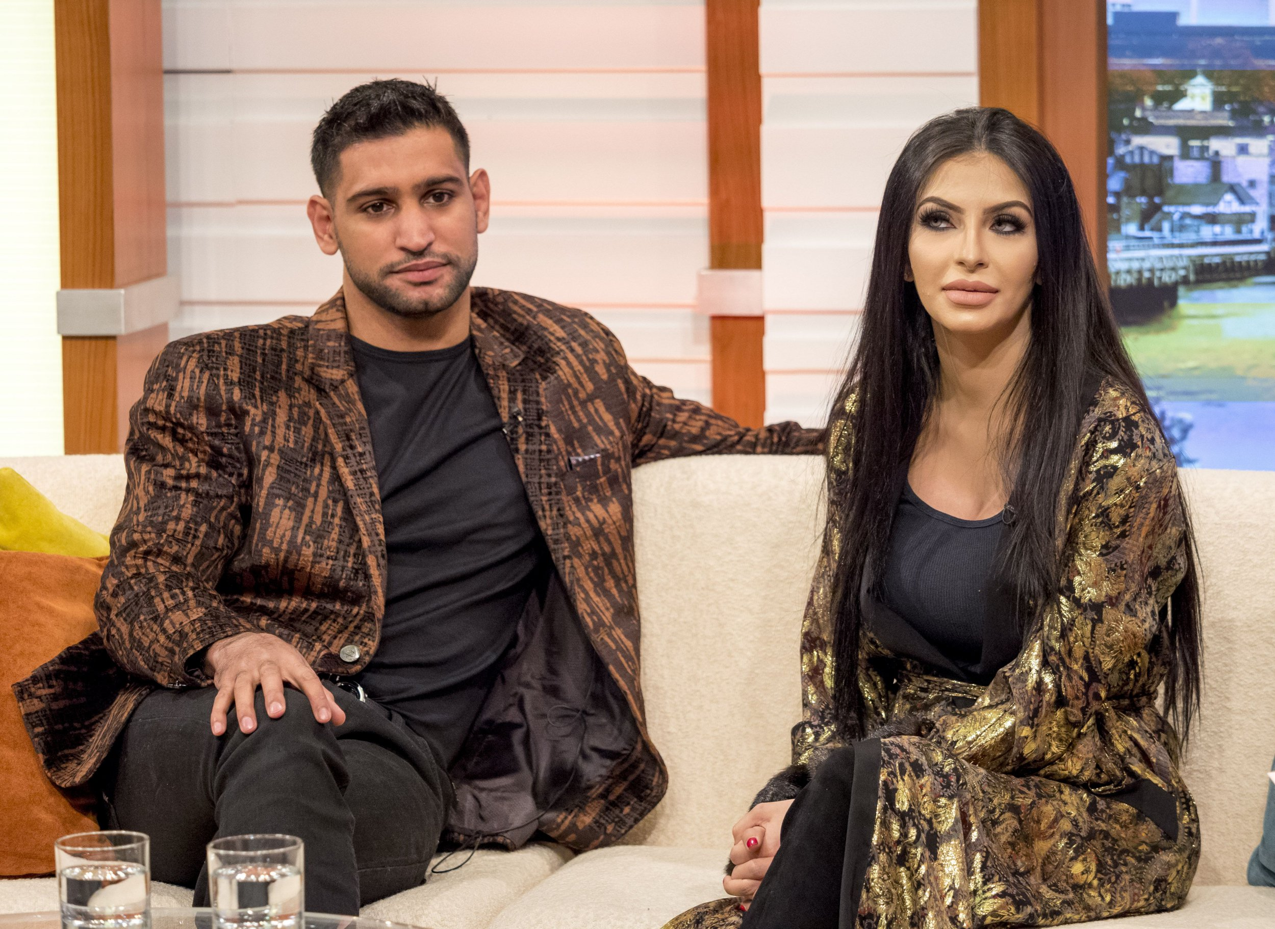 Amir Khan and Faryal Makhdoom 'in talks for fly-on-the-wall reality series'