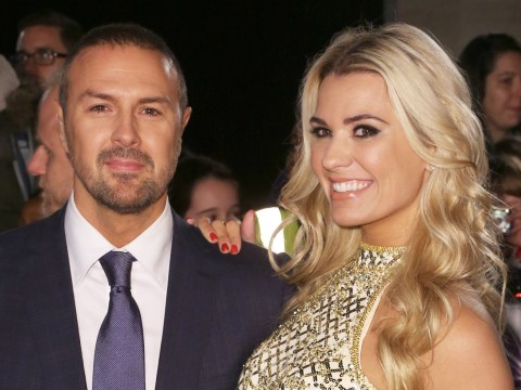 Paddy McGuinness returns to Twitter with soppy tribute to 'amazing' wife Christine