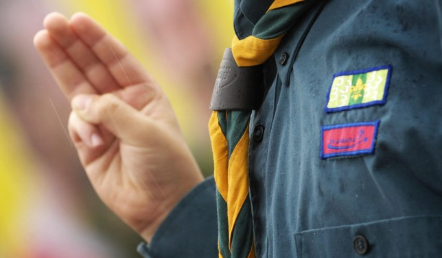 Scout leader compared Muslim colleague wearing a niqab to Darth