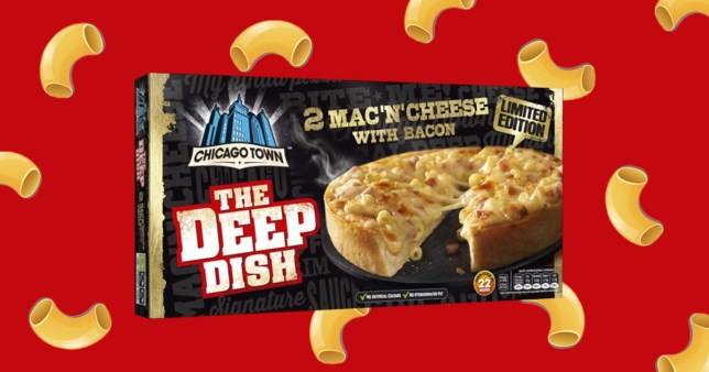 Chicago Town Is Selling A New Mac N Cheese Pizza Metro News
