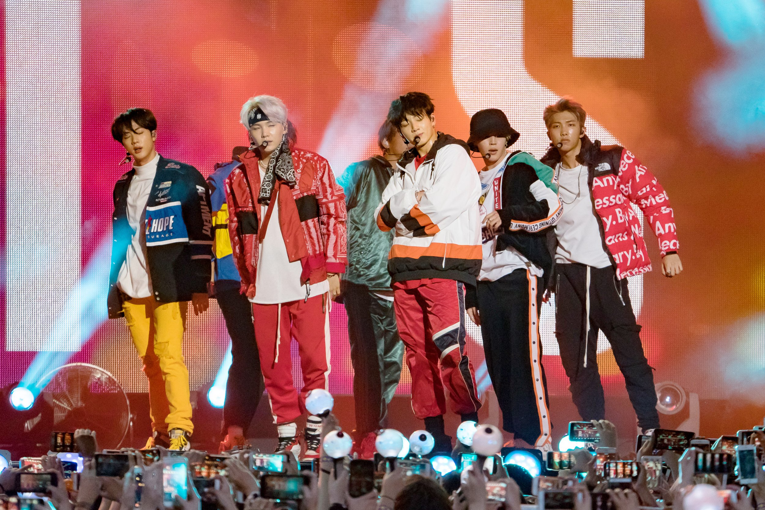 BTS turned down winter Olympics closing ceremony performance
