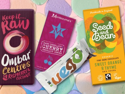 A guide to vegan chocolate bars on the high street