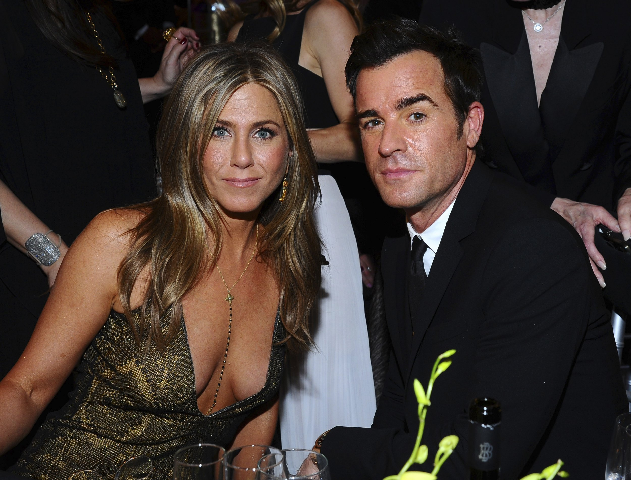 Justin Theroux backs out of Late Show appearance after split from Jennifer Aniston