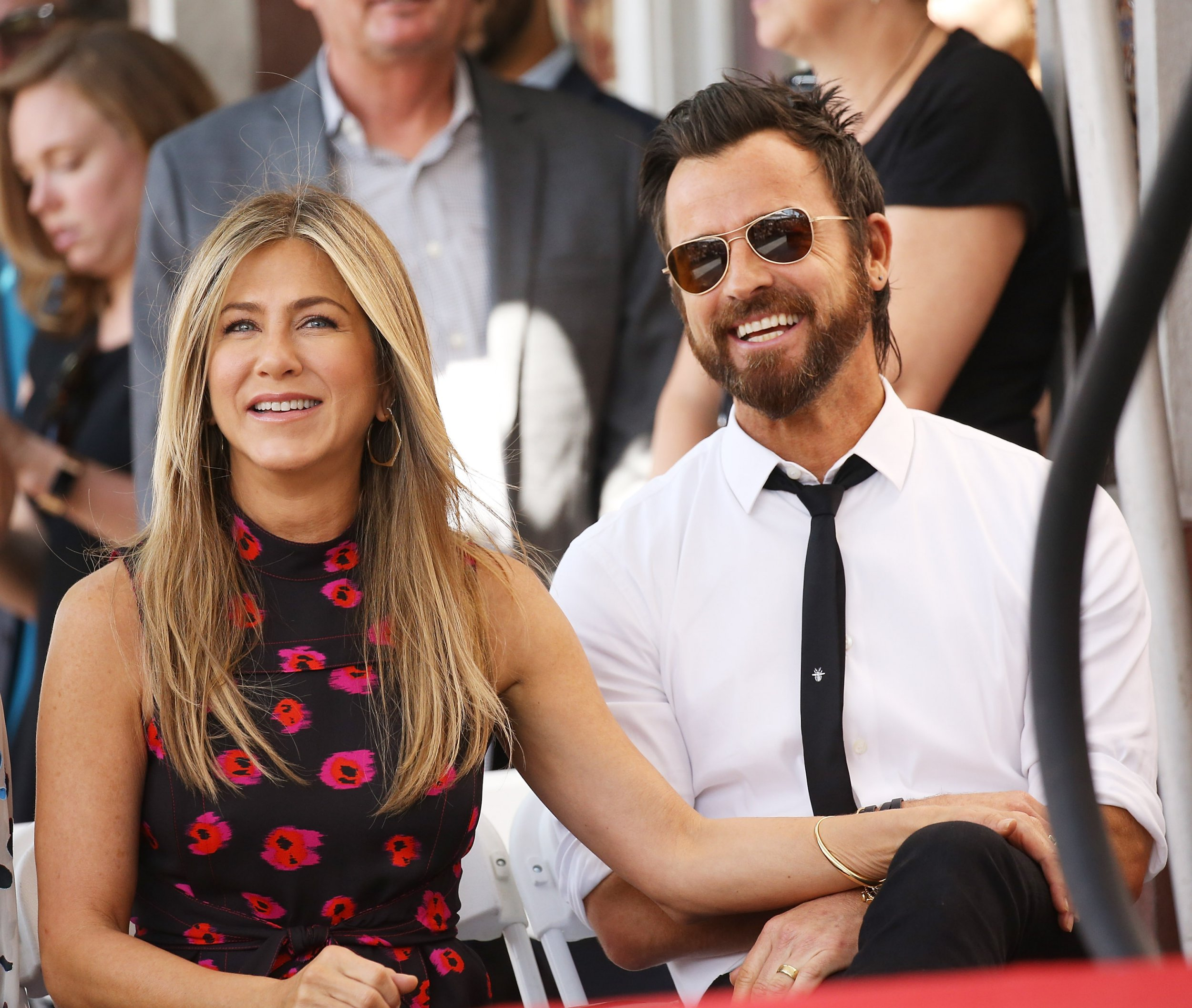 Jennifer Aniston and Justin Theroux 'signed iron-clad prenup to protect Friends fortune'