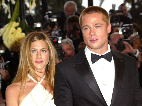 People are ecstatic that Jennifer Aniston and Brad Pitt are now both single