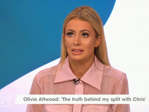Olivia Attwood says she's 'lost her partner in crime' as she talks Chris Hughes split