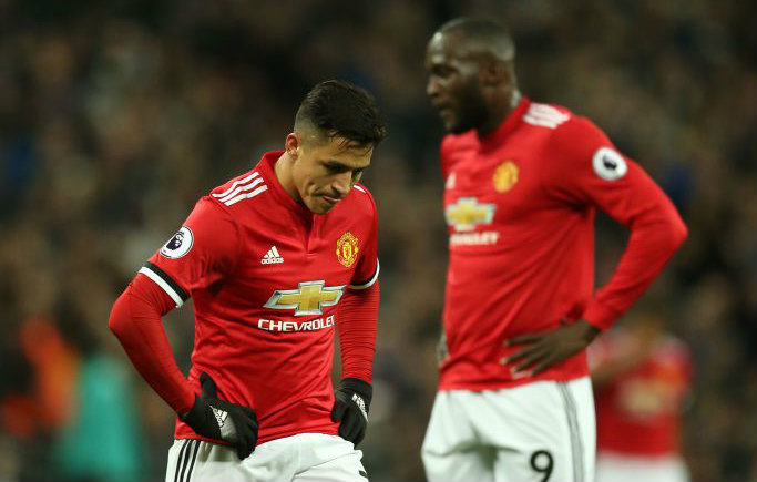 Romelu Lukaku claims Alexis Sanchez was 'destined' to play for Manchester United