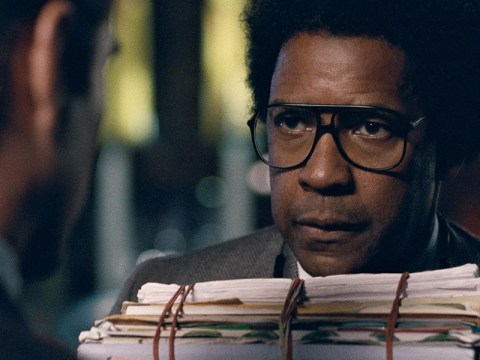 Roman J Israel, Esq review: Oscar-worthy Denzel Washington saves this slow legal drama