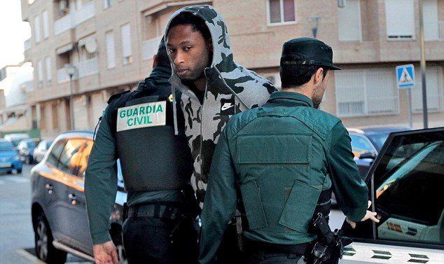Villarreal defender Ruben Semedo charged with attempted murder